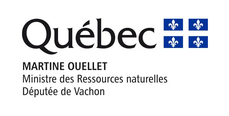 Logo Martine Ouellet Res naturelles